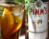 Pimm's invented here