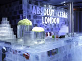 The Ice Bar...brrrrrrrrrrrrrrrr