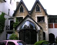 Vanessa Feltz's Gothic House