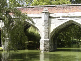 Eltham Palace Bridge