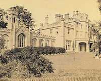 Hilfield Castle