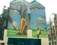 The Soho Mural