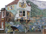 Splash Mural