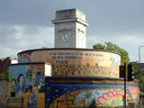Stockwell War Memorial Mural