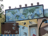 Bellefields Road Mural 1