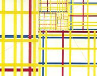 Artist Piet Mondrian's House