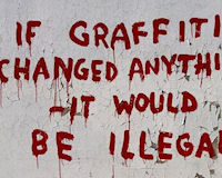 If Graffiti Changed Anything
