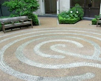 Fen Court Labyrinth