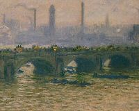 Claude Monet's London