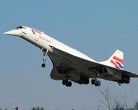 Concorde man born here.
