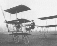 First British Powered Flight