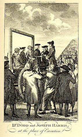 The Last Hanged Forger