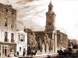 St Botolph's Church Aldgate