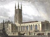 History of St Sepulchre Church