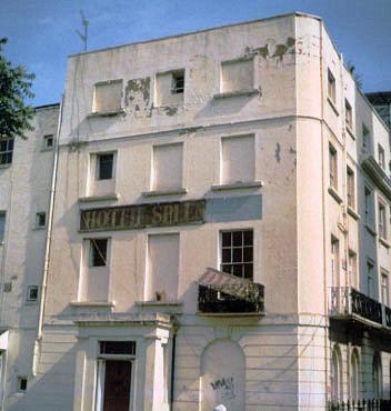 Bogarde's Hotel Splendide