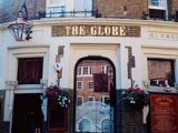 Globe Pub...Bridget Jones...