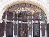 The Salisbury Hotel...Chaplin