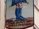 The Duke of Wellington Pub