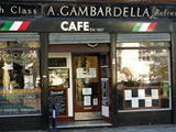 The Cafe that Rocked