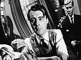 Dirk Bogarde does Chelsea