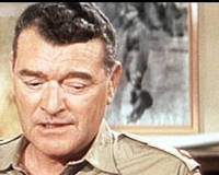 Actor Jack Hawkins was born here