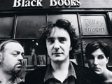 The Black Books shop