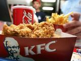 Bouncers bounce back at KFC
