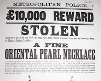 The Great Pearl Robbery