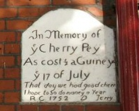 Wanstead's Stolen Cherry Pie