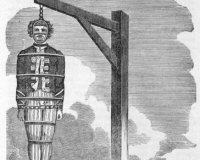 Captain Kidd Hung Here