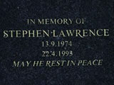 Stephen Lawrence Memorial