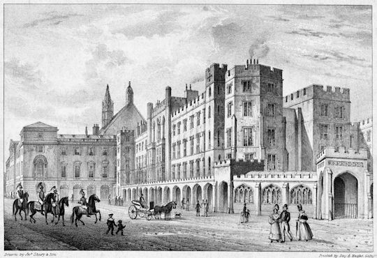 The Old Palace Yard