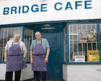 The Apprentice's Bridge Cafe