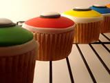 Cupcakes in Kensington