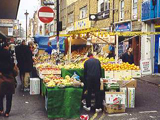 Soho...Fruit and Veg...Porn