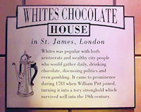 White's Chocolate House
