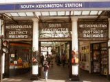 South Kensington Ghost Train