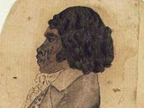 First Aborigine in Europe