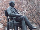 George Peabody...Statue