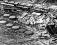 Beckton Gasworks: FMJ