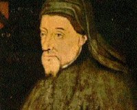 Chaucer Lived Over the Aldgate