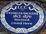Charles Dickens Childhood Home