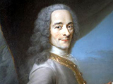 Voltaire lived and wrote here