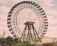 Earls Court Big Wheel