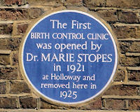 First Birth Control Clinic