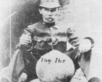 First Bomb of World War 1