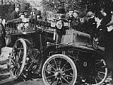 The First Fatal Road Accident