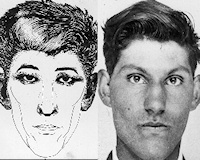 First Murder solved by Identikit