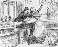 Unsolved Murder of Eliza Davis
