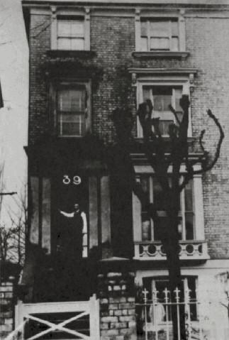 Dr Crippen's Murder Home